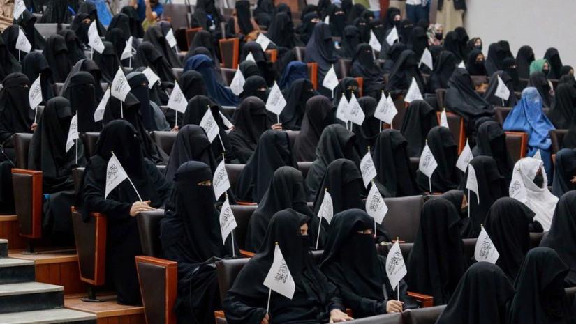 ქალი სტუდენტები ავღანეთში